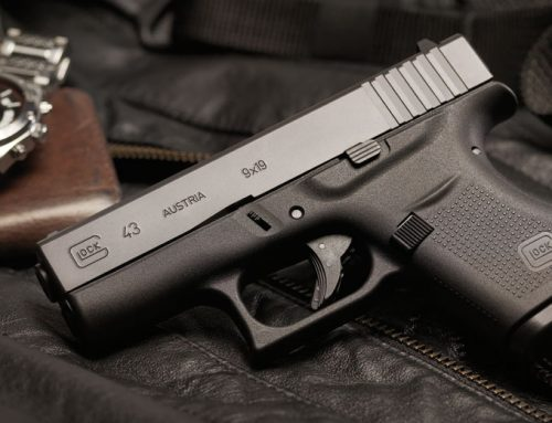 Glock Launch the newest member of their Slimline Family – The G43