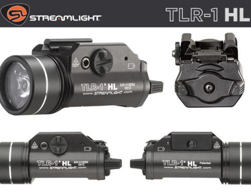 Streamlight Upgrades Lumen Output of Popular TLR Models