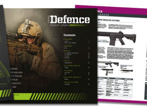 Download a copy of the NEW Viking Defence Product Update